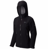 Mountain Hardwear Stretch Ozonic Jacket | Women's (Black)