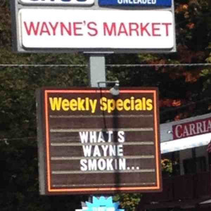 Where to Eat: Wayne's Market, Lincoln/North Woodstock New Hampshire